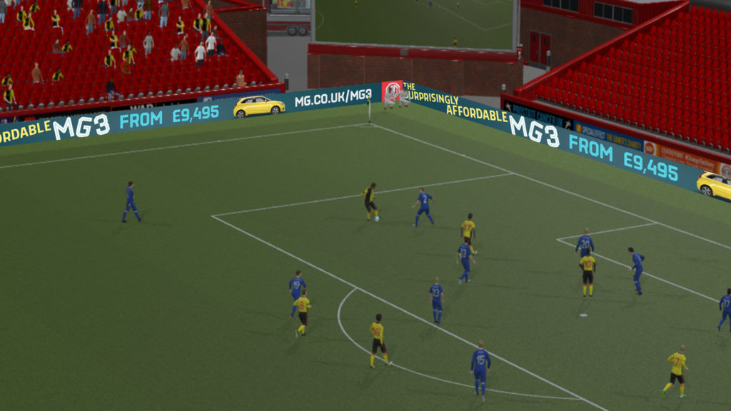 Image: MG's creative delivered in Football Manager 20
